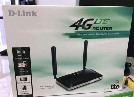 home router -4G-D- link  DWR