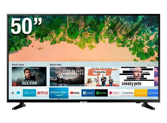 "SAMSUNG 50"" UHD 4K Smart TV NU7090 Series 7 Energy Rating 4 Ticks image 1"