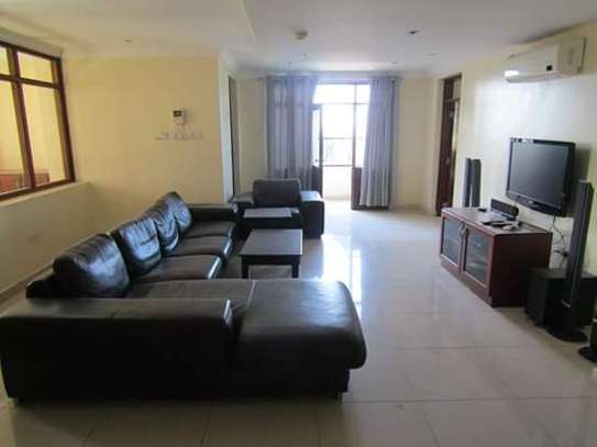 3 Bedrooms Luxury and Spacious Full Furnished Apartments in Upanga