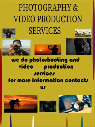 Photography & video production services