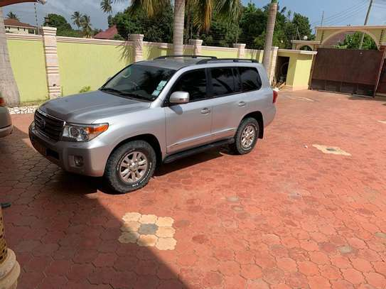 2014 Toyota Land Cruiser VX