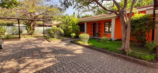 4 Bedrooms Clean House For Rent in Masaki image 12