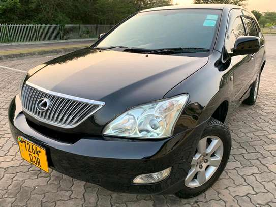 2005 Toyota Harrier image 11