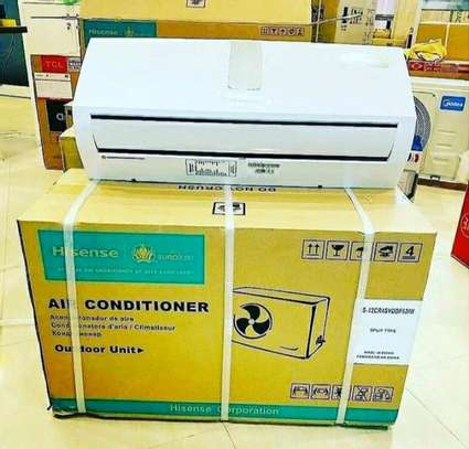 BEST ADITION AIR CONDITION FROM HISENSE BRAND image 1