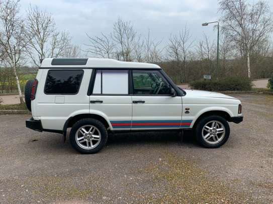 2002 Land Rover Discovery image 10