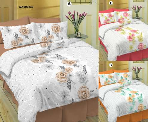 Cotton Bed sheets image 4