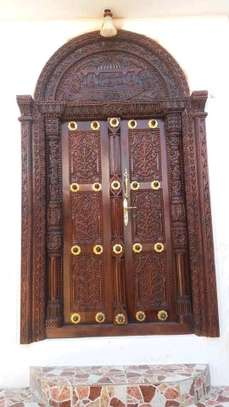 Zanzibar doors & carved furnitures image 2