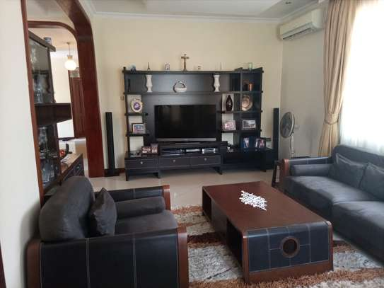 Stand alone house fully furnished for rent at KINONDONI image 14