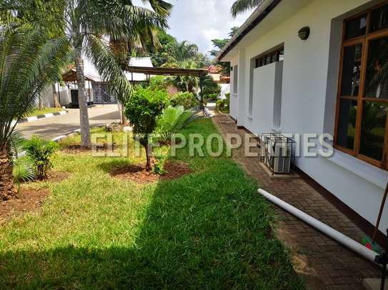 Elegant 4 bedroom stand alone for rent at Masaki image 8