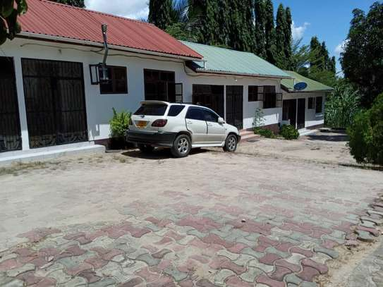 1 bed room stand alone house for rent at changanyikeni image 8
