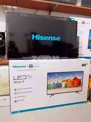Hisense LED TV 40 INCHES image 1