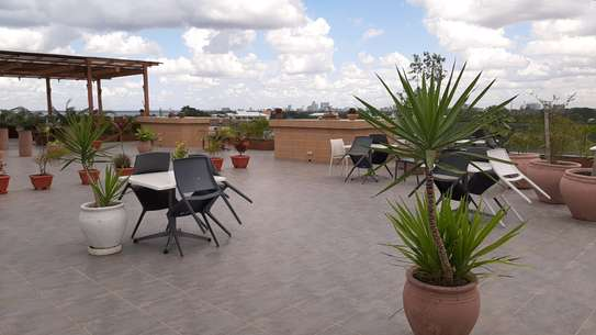 400 Square Meter Rooftop Terrace For Rent image 6