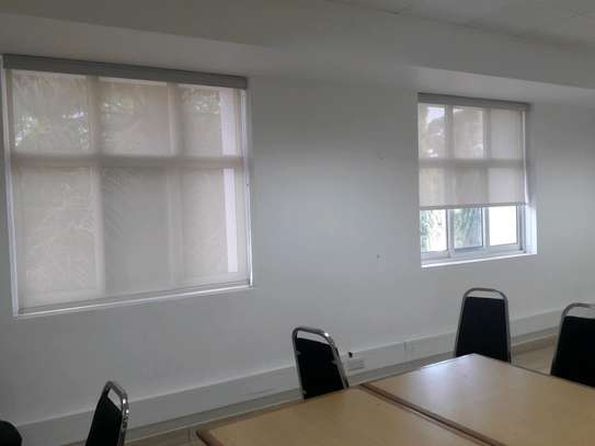 OFFICE CURTAINS - ROLLER BLINDS image 1