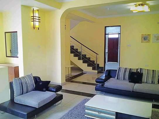 a 4bedrooms fully furnished villas are for rent at mikochen very close to main road image 6