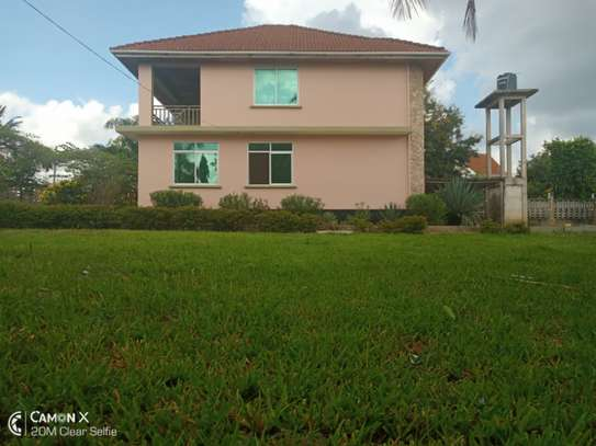 4 bed room house for rent at mbezi africana image 4