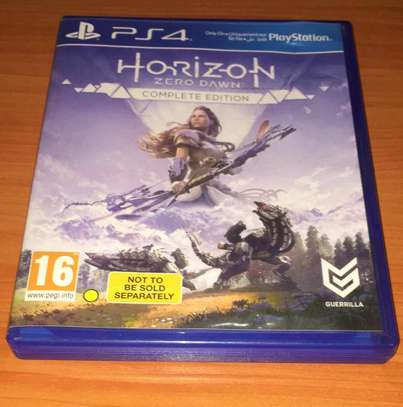 Ps4 Cd cheap Horizon Zero Dawn 4 sale
