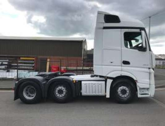 2013 Mercedes-Benz ACTROS 2545 6X2 MIDLIFT TSHS 60MILLION ON THE ROAD image 8