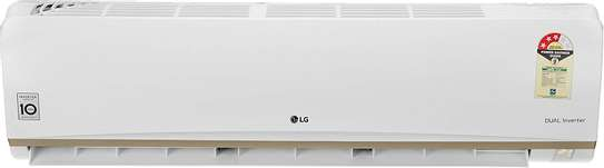 LG SPLIT UNIT WITH INVERTER BTU24000 image 2