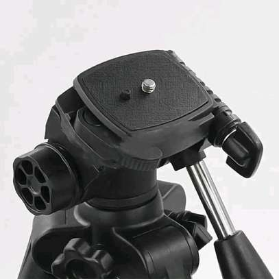 YUNTENG VCT-690 Professional Tripod with Carrying Bag for SLR Camera image 8