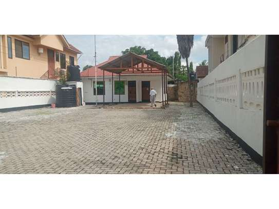 2bed small housewith big compound at mikocheni tsh 700,000 image 1