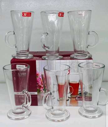 Glass Cups image 1