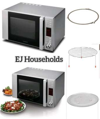 30L Microwave With Grill image 1