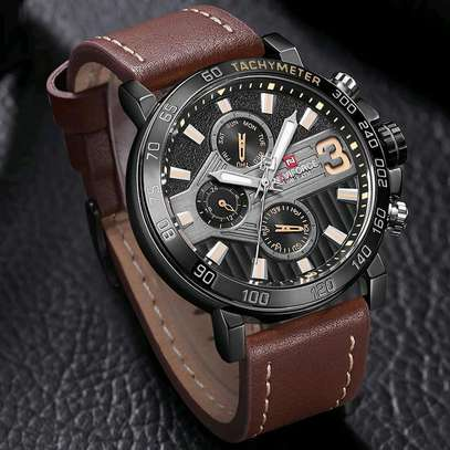 Hot Fashion Chronograph Naviforce Watch
