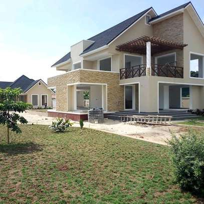 3  BDRM SEMI-FINISHED HOUSE WITH A SERVANTS' QUARTER  AT BAHARI BEACH, DAR ES SALAAM. image 2