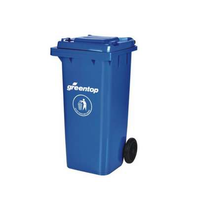 120 Ltr Waste Bin for Home and Office - Greentop image 1