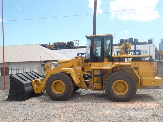 1996 Caterpillar Wheel Loader CAT 938F