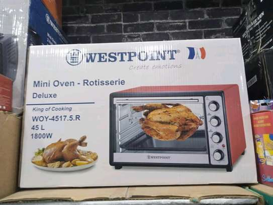 MICROWAVE OVEN WESTPOINT BRAND image 2