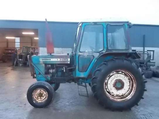 1978 Ford 6600 2WDTRACTOR image 4
