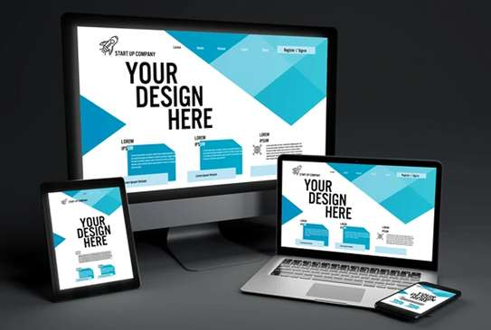 RESPONSIVE, MOBILE FRIENDLY WEB SITE DESIGN