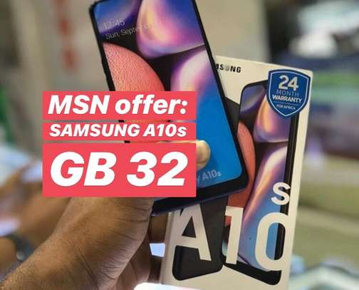 SAMSUNG A10s GB 32 (Special Offer)