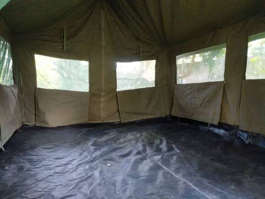 Safari Camping and Dining Tents - LIST BELOW WITH PRICES image 4