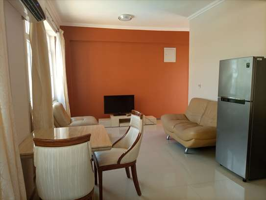 Furnished one bedroom apart for rent at masaki image 4