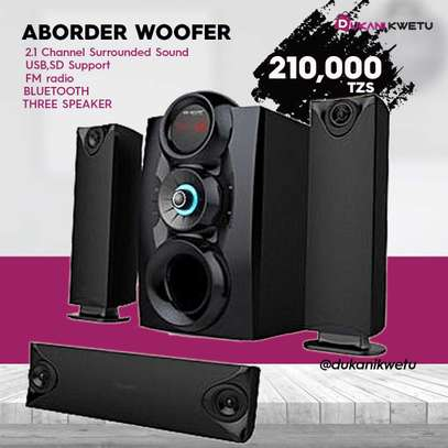 Aborder Sub Woofer - 3 Speakers