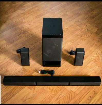 SONY HOME THEATRE MUSIC SYSTEM image 1