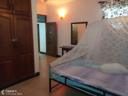 2bed house in the compound at masaki $600pm image 3