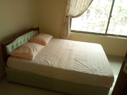 FULLY FURNISHED APARTMENT FOR RENT AT MNAZI MMOJA POSTA DSM image 2