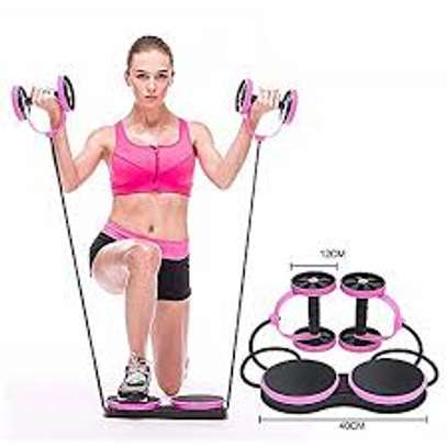 revoflex xtreme trainre loop and round suppoters