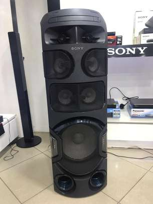 SONY PARTY SPEAKER V82D High Power Audio System with BLUETOOTH Technology image 1