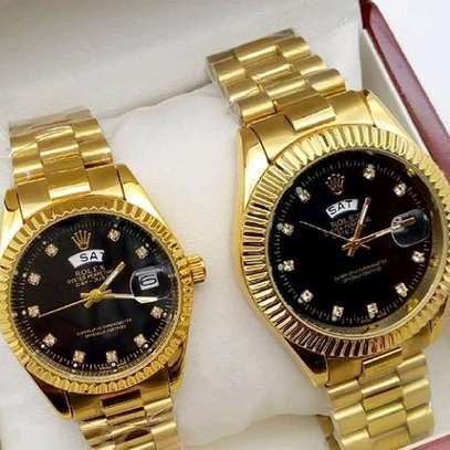 Rolex couples watches
