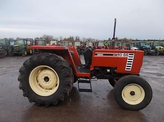1995 Fiat 80 66 2WD TRACTOR image 5