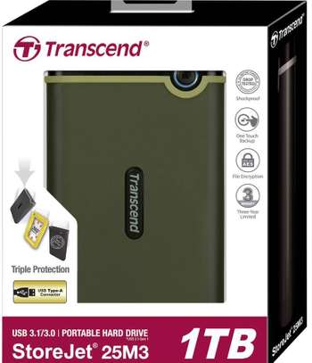 OFFER External 1TB Transcend