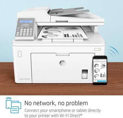 HP M148fdw LaserJet Pro Multifunctional Printer