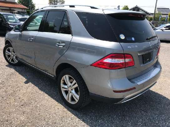 2014 Mercedes-Benz ML 350 image 2