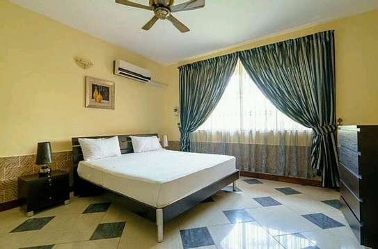a fully furnished villas are for rent at mbezi beach road to whitesands image 3