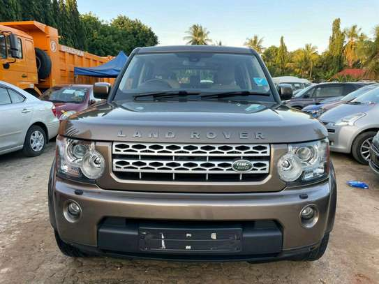 2012 Land Rover Discovery image 1