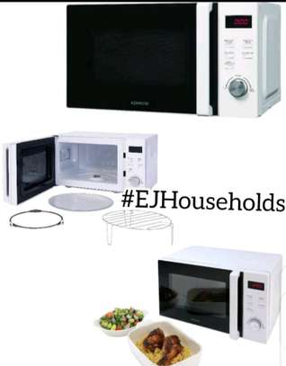 20L Microwave With Grill image 1
